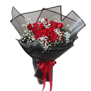 Bó Hoa Fall For You Đặc Biệt (Đen) 5df1fae294262.jpeg